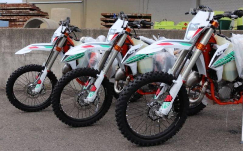 KTM Enduro 2021
