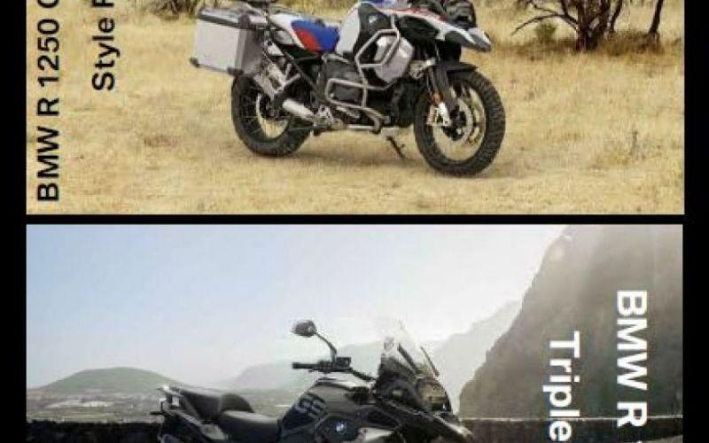 BMW GS 2021 Modelle