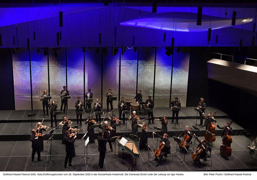 "Gotthard Klassik-Festival 2021: ""RUDOLF BUCHBINDER & FESTIVAL STRINGS LUCERNE"""