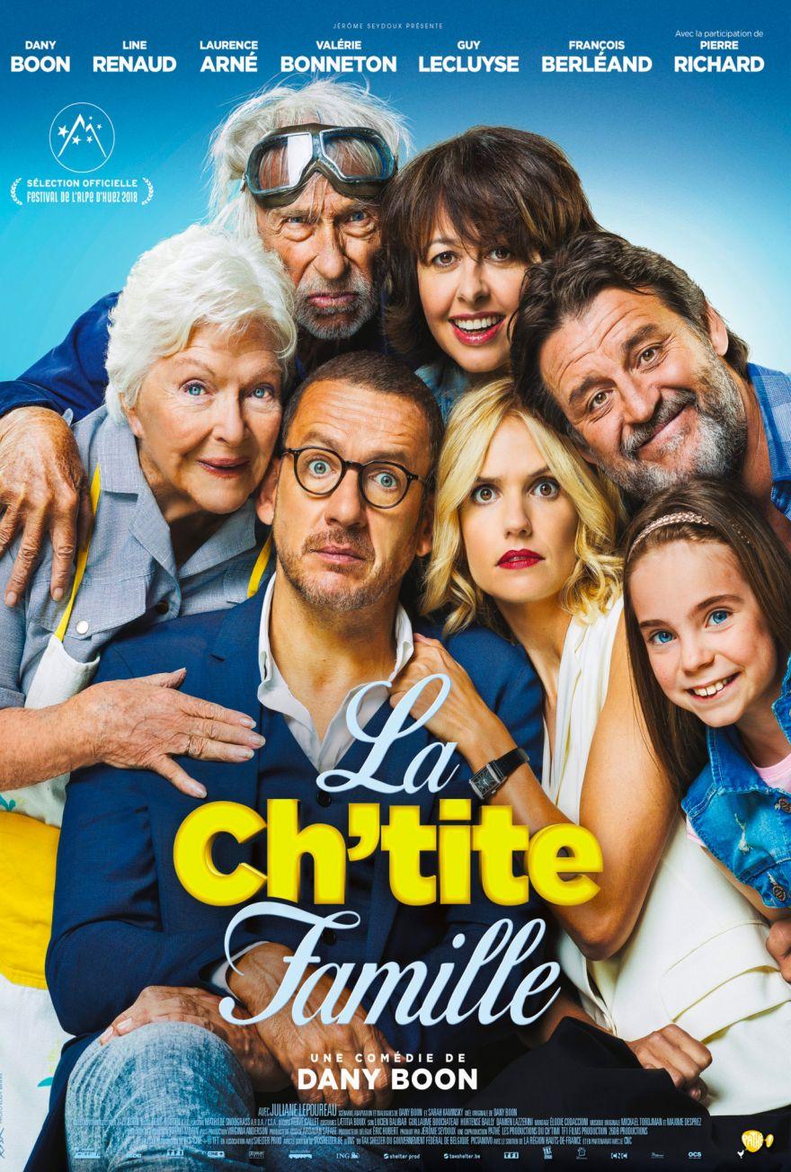 DIE SCH'TIS IN PARIS - LA CH'TITE FAMILLE