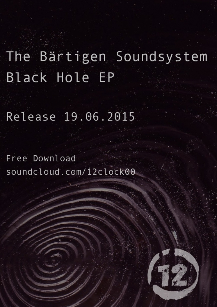 Black Hole EP Release am 19.06.2015