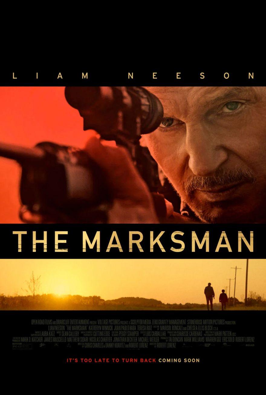 THE MARKSMAN – DER SCHARFSCHÜTZE