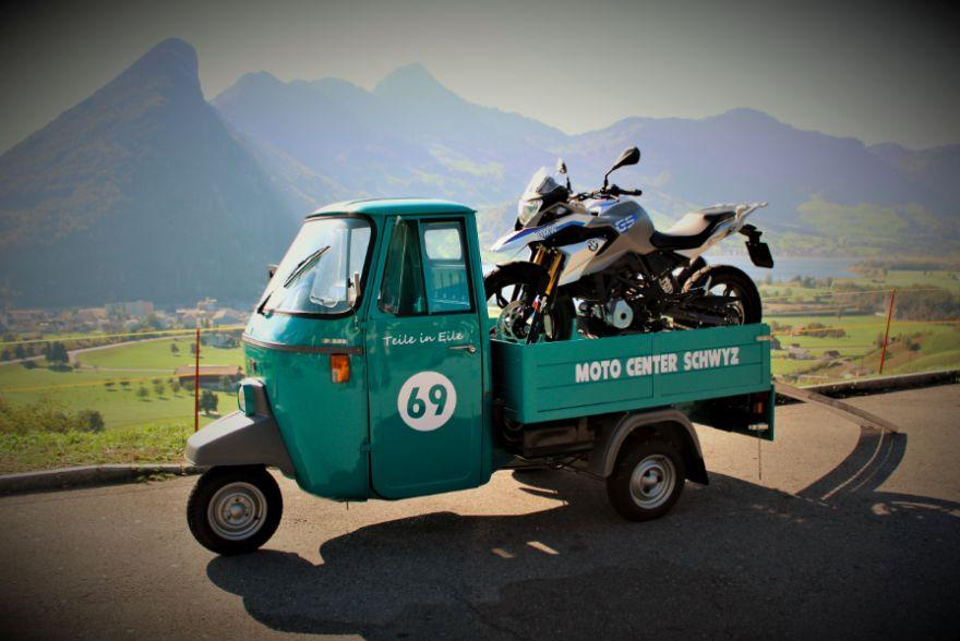 Moto Center Schwyz: WINTERAKTION 2018/19