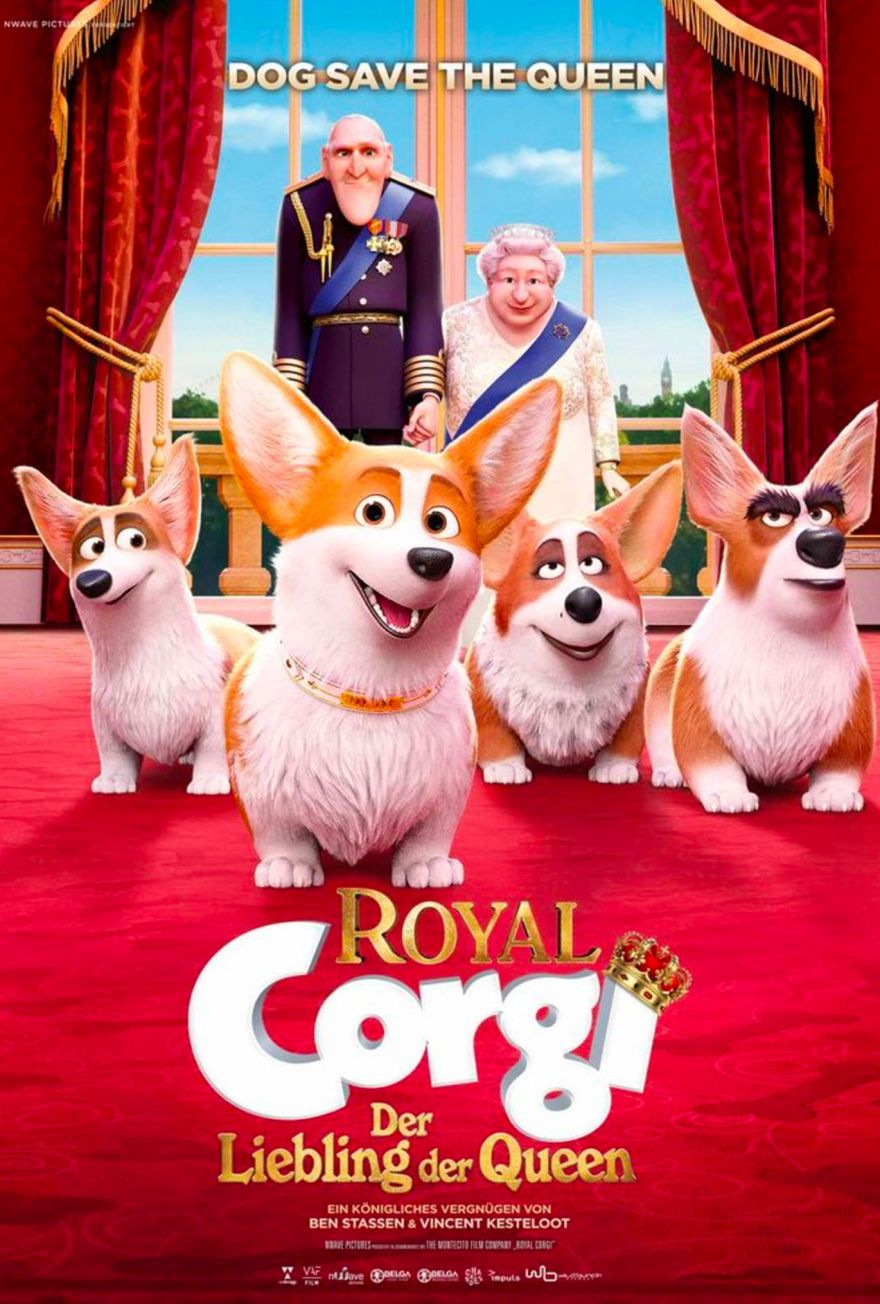 ROYAL CORGI – DER LIEBLING DER QUEEN