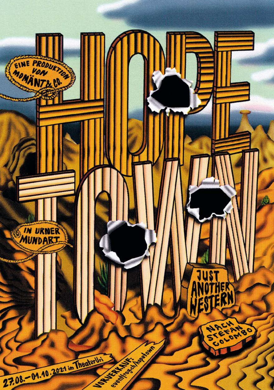 HOPETOWN - Just Another Western