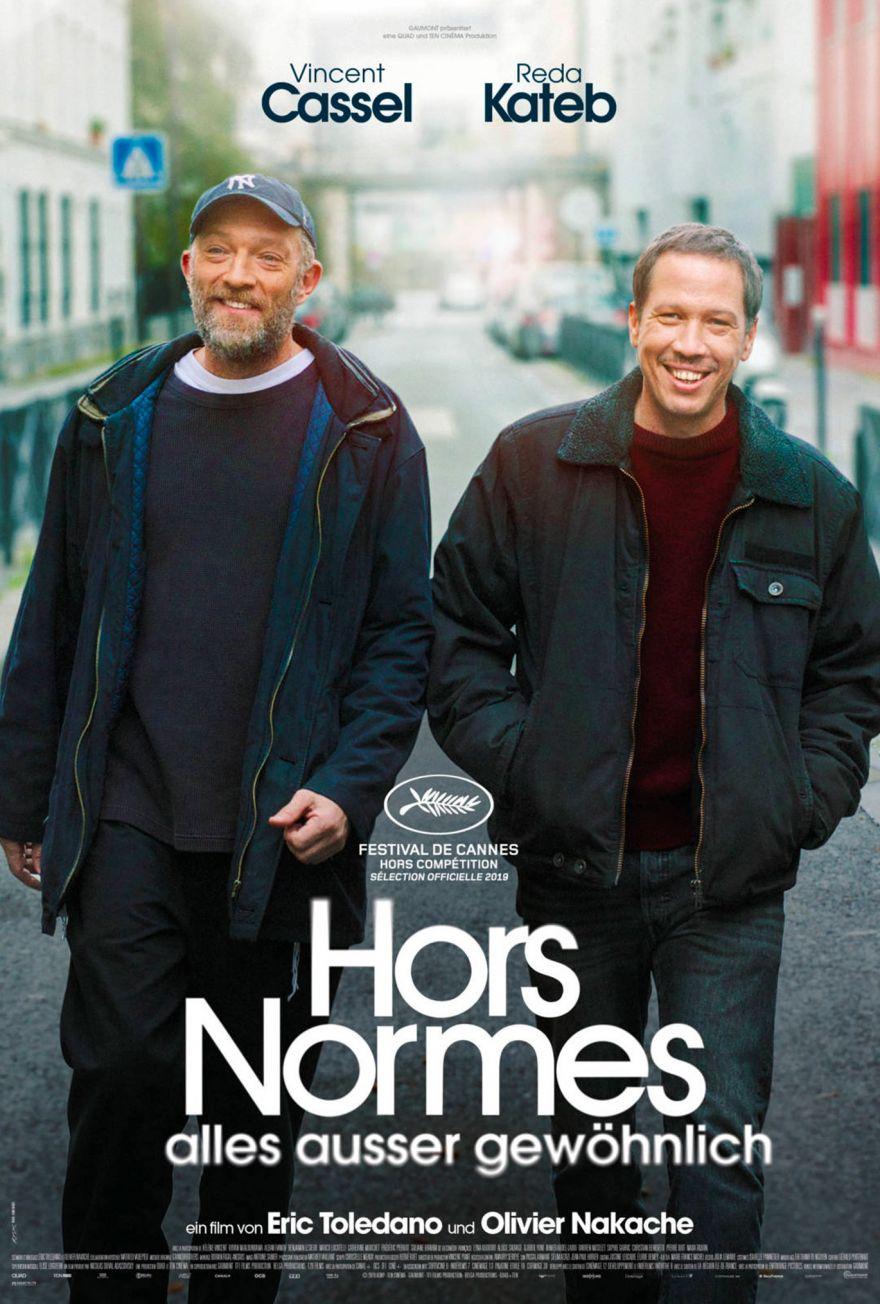 HORS NORMES – ALLES AUSSER GEWÖHNLICH