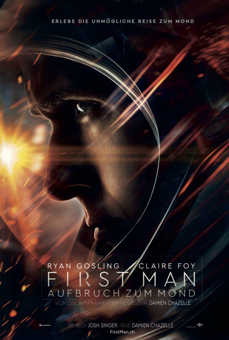 FIRST MAN – AUFBRUCH ZUM MOND