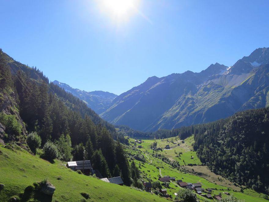 Geführte Bergwanderung: Höhenweg Maderanertal