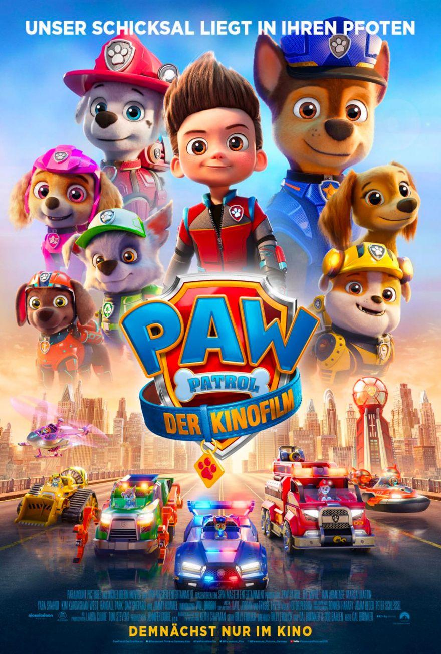 PAW PATROL – THE MOVIE