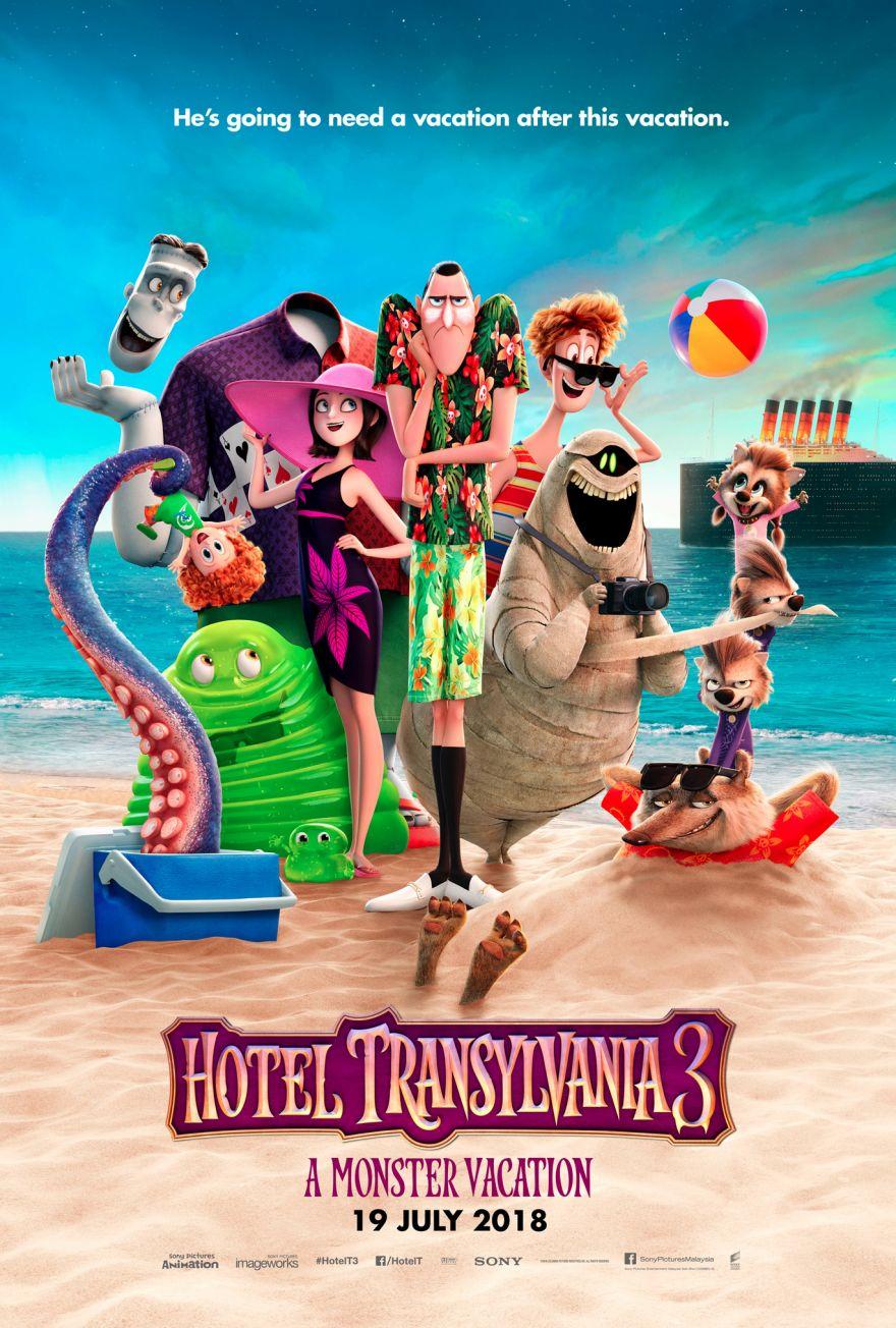 HOTEL TRANSYLVANIEN 3 – EIN MONSTER URLAUB